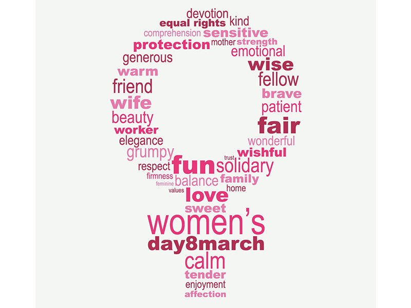 Women's Day Campaign by Young Energy Savers