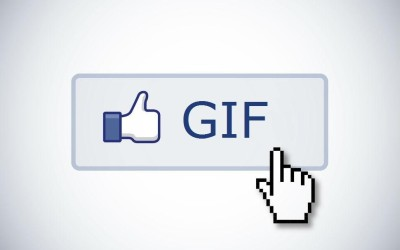 Facebook supports GIFs, yet again.