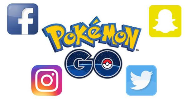 Let your social media strategy catch' em all! (By using Pokemon GO)
